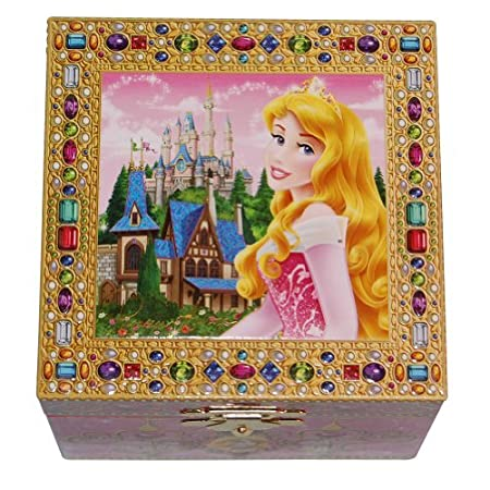 Sleeping Beauty Aurora Musical Jewelry Box by Disney Amazoncouk