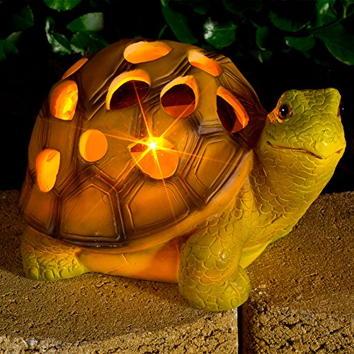 Turtle Solar Garden Lights