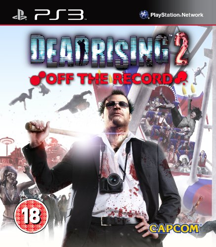 Dead Rising 2: Off The Record (PS3) (輸入版)