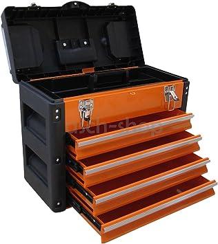 ASS Profi - Caja de herramientas (8 compartimentos): Amazon.es ...