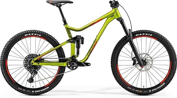 Desconocido Merida One-Sixty 600 Fully - Bicicleta de montaña (47 ...