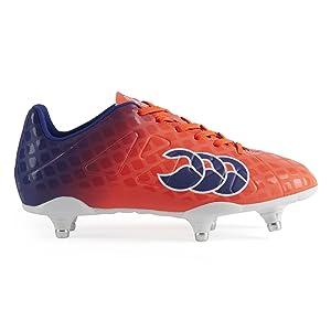 cb98f94c4 Canterbury Unisex KidsÕ Speed Club 6 Stud Rugby Boots