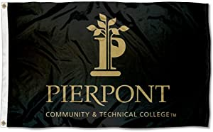 Pierpont Community College College Flag