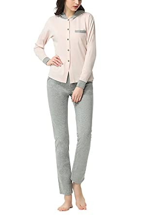 e49b295a9 Dolamen Women Pyjamas Set