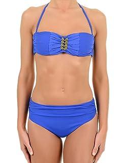 f6479867ce David DA7-090 Women s Karolina Black Underwired Swimwear Bikini Set ...
