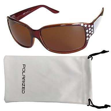 VOX Damen Sonnenbrille Designer Sport Fashion Strass Brille y4XDaNgL3