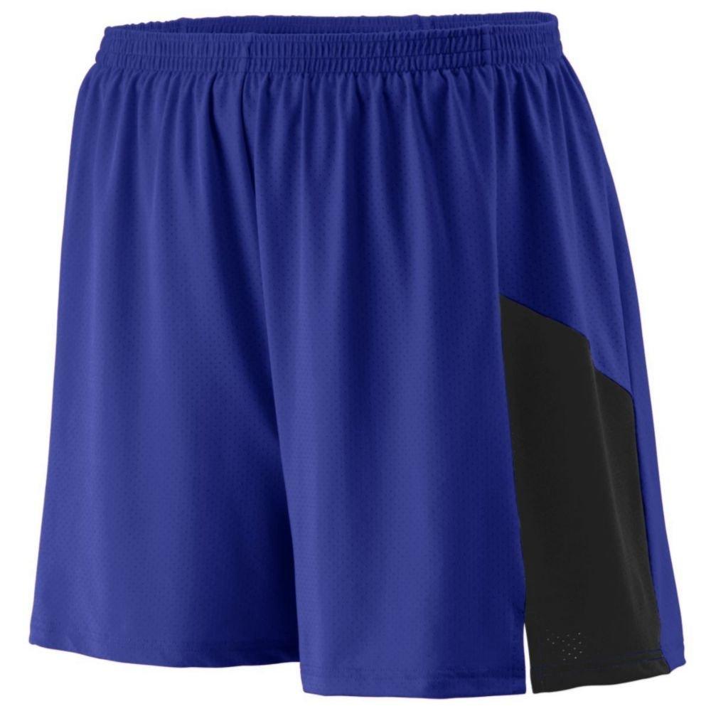 Augusta Sports Mens Sprint Short Pack of 3