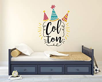 Amazon Personalized Name Wall Decal
