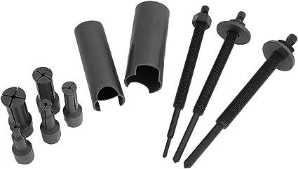 Motorcycle Inner Steel Bearing Puller Tool Remover Kit 9-23mm Diameter