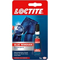 Loctite Glue Remover, High-Quality and Effective Adhesive Remover for Correcting Badly Bonded Items, Practical Sticker Remover for a Range of Surfaces, 1 x 5g