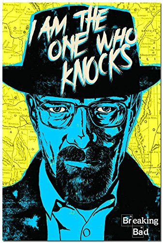 Tomorrow sunny Breaking Bad TV Play Silk Poster 24x36 inches