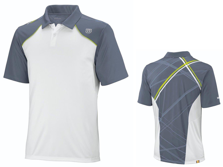 Wilson Polo de tennis pour homme Well equiped wr1011610sm