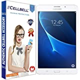 CELLBELL® Tempered Glass Screen Protector For Samsung Galaxy J Max With FREE Installation Kit