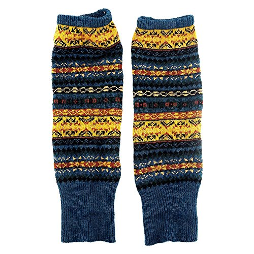 Tytroy Knitted Tribal Warmers Stripped product image