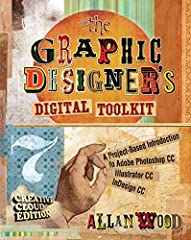 THE GRAPHIC DESIGNER'S DIGITAL TOOLKIT, 7th Edition not only introduces students to the essential features of industry-standard software applications, but also gives them an understanding of how to integrate these programs into a seamless who...