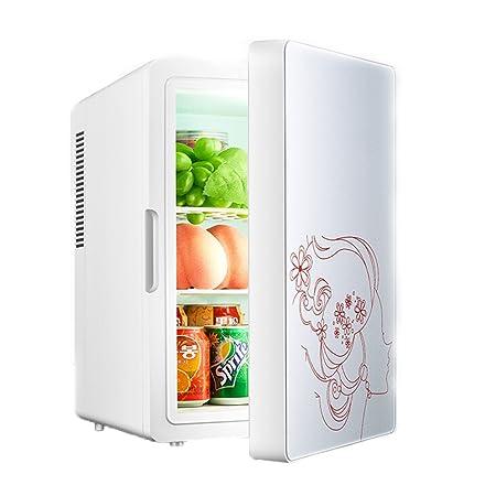 YI HOME- 12V Refrigerador del Coche Mini Hogar Portátil Pequeño ...