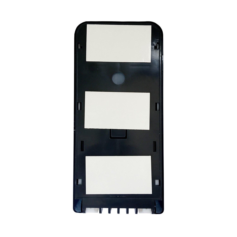 Restroom Direct 2110B Push Button, Wall Mount, Foaming Soap Dispenser, Black