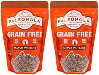 product image for Paleonola Grain Free Gluten Free Non-GMO Granola, Maple Pancake Flavor - Pack of 2, 10 Oz. ea.
