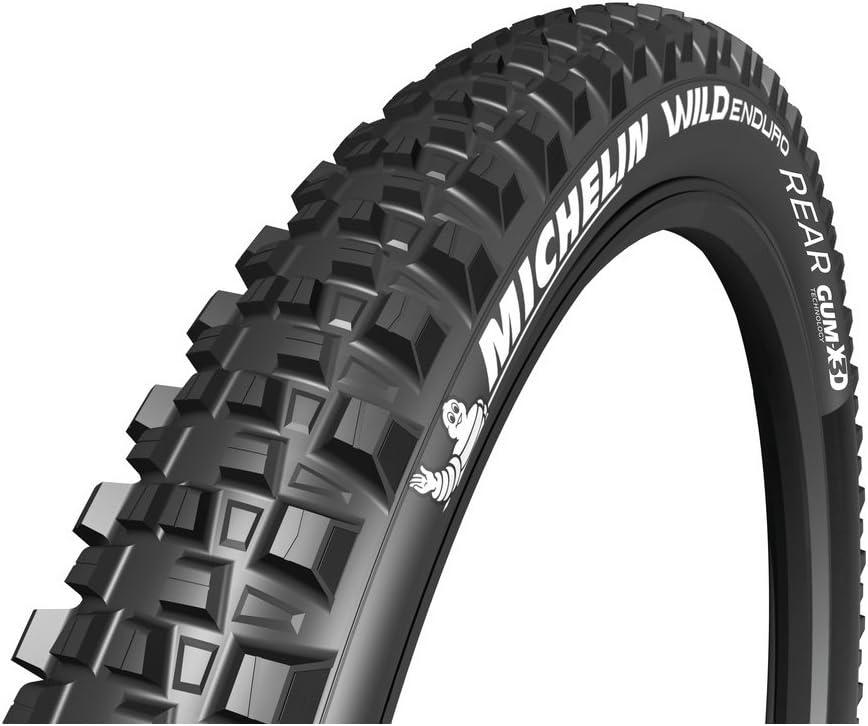 MICHELIN Wild Enduro Tire 27.5 x 2.4 Tubeless Folding Black 33tpi Rear
