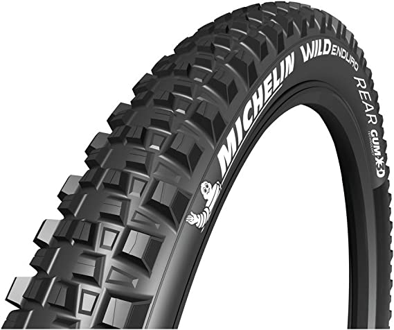 MICHELIN Bike Tyre Wild Enduro Gum-X Tyre Rear 27.5 x 2.80 Black 71-584
