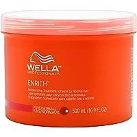 Wella Enrich Moisturizing Treatment For Fine To Normal Hair, 500 ml