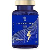 L Carnitina 150 cápsulas alta concentración 2000 mg – Suplemento de L-Carnitina…