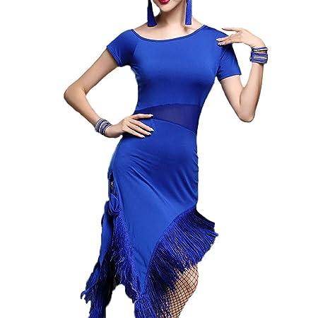 Vestidos de baile para mujer Mujeres Ropa de baile latino ...