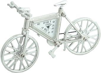 Cosmo 015004 Mesa Reloj Bicicleta Reloj Relojes de Mesa: Amazon.es ...