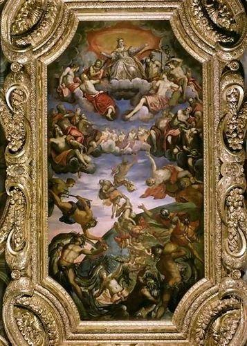 879847077cfb Amazon.com: Jacopo Tintoretto (Robusti) The Triumph of Venice ...
