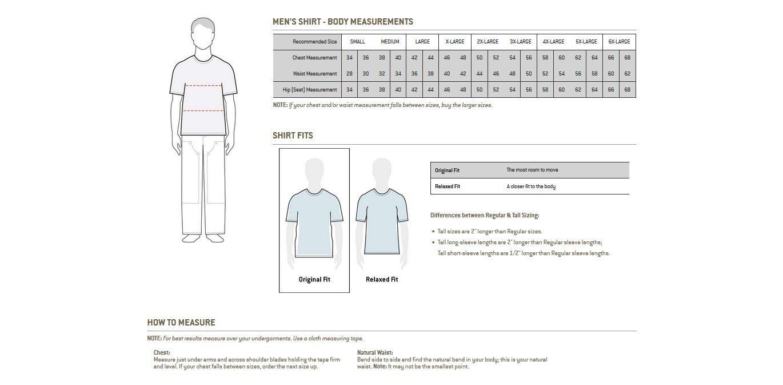 Carhartt Men's Oakman Sandstone Twill Original-Fit Work Shirt, Dark Brown, Regular XX Large by Carhartt (Image #3)