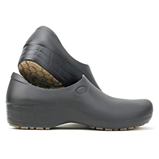 SSW-PTA Waterproof Non-Slip Shoes (8, Black)