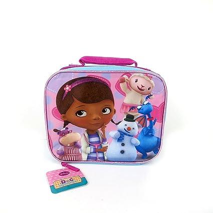 73f8090c3998 Disney Doc McStuffins Lunchbox Lunch Bag Rectangular