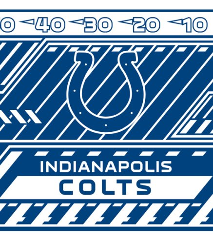 Nfl Stretch Book Covers - Indianapolis Colts NFL Stretch Book Cover