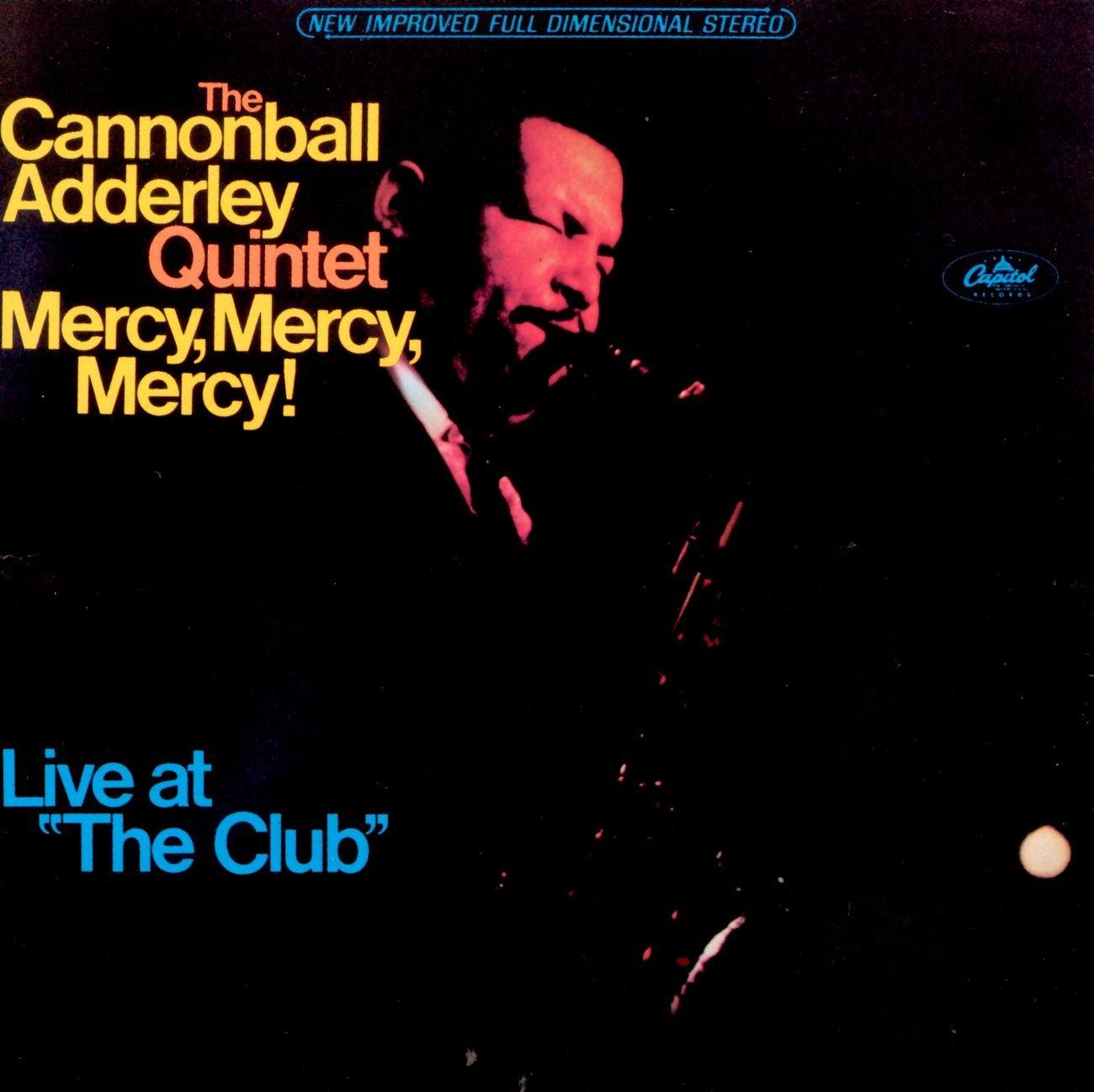 Mercy, Mercy, Mercy by CD