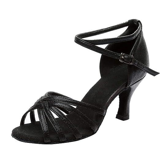 36e553a400249 Amazon.com: Women Sandals ❤ Vanvler Rumba Waltz Prom Ballroom Latin ...