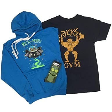 43bfd563e21 Amazon.com  Rick And Morty Fan Pack - 50% OFF Regular Price  Clothing