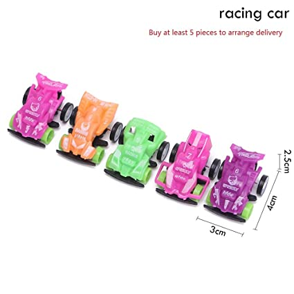 Diecasts & Toy Vehicles 1pc Plastic Transparent Car Toy Pull Back Small Engineering Car Model Kid Toys Gift Random Color Sent