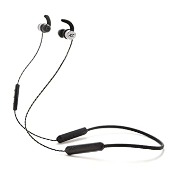 Roc Modelo 2 Bluetooth inalámbrico Sport Auriculares in-Ear Auriculares - Plata: Amazon.es: Electrónica