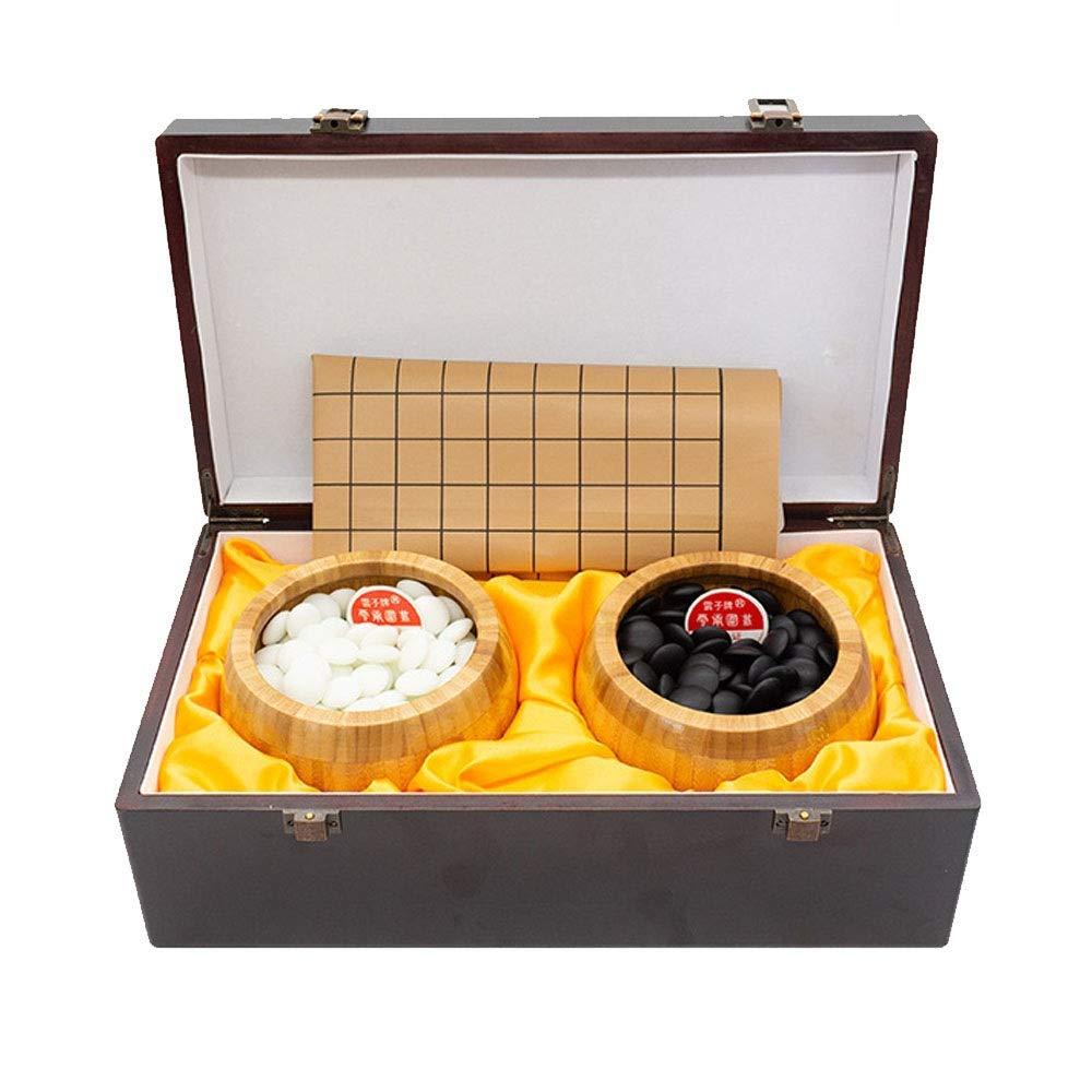 セットにはボールと石が含まれています2 Player Classic Chinese Strategy Board Game (色 : As picture, サイズ : 48.8cm*46.9cm) B07SPXHQ7V As picture 48.8cm*46.9cm