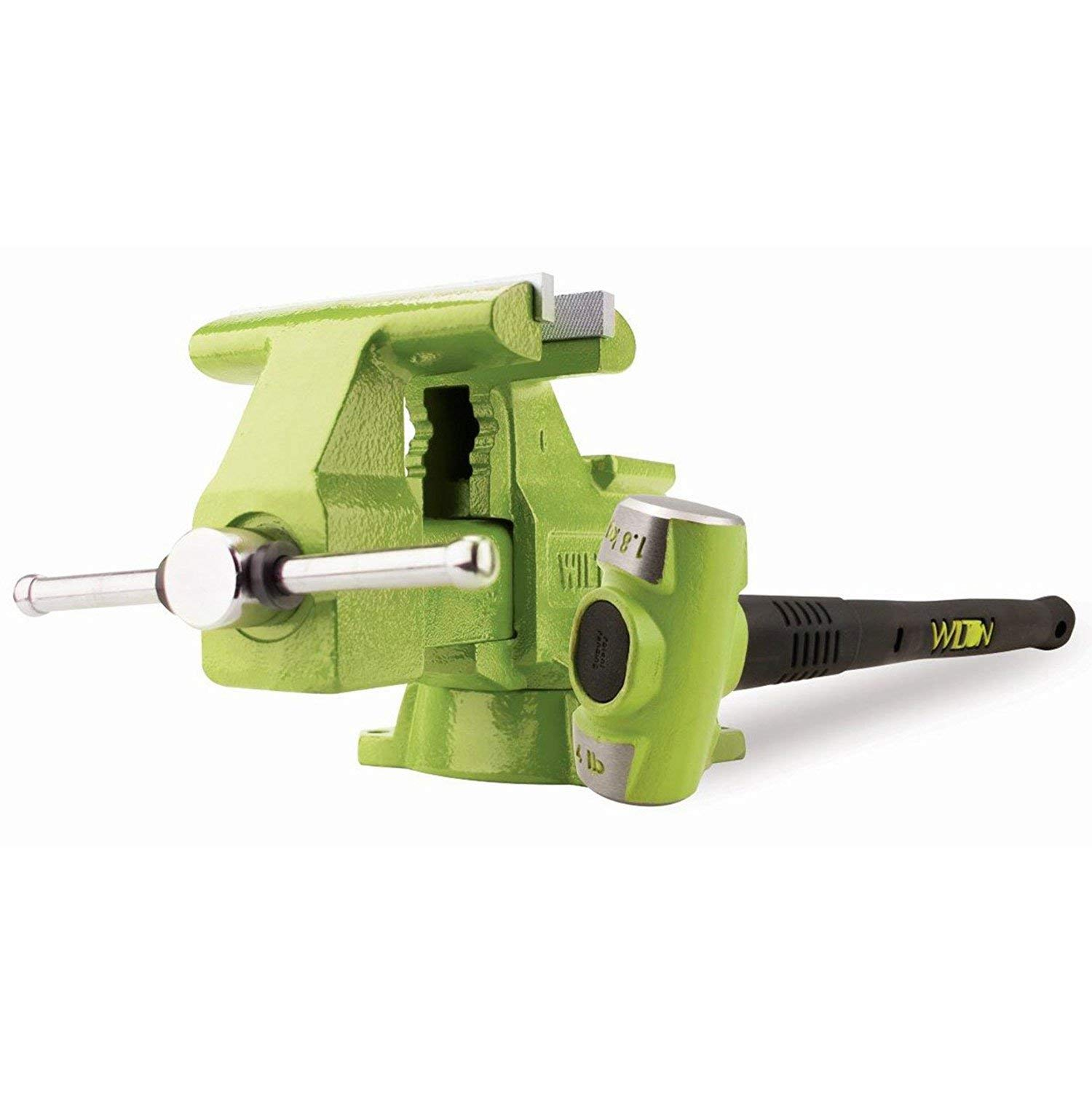 BASH 6.5'' Vise Combo with 4LB Hammer BASH 6.5'' Vise Combo with 4LB Hammer