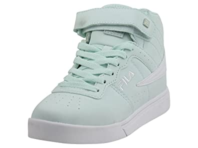 81db5dfc7a7 Fila Women s Vulc-13-MP Fila Aqua White Fila Aqua Sneakers Shoes