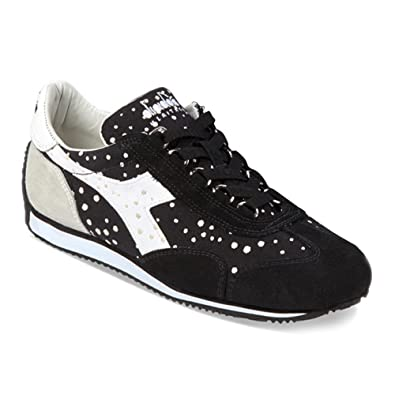 Dots DamenSchuhe Diadora Equipe Heritage Sneakers 8nwkNOXP0