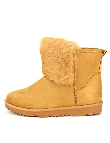 Boots Cendriyon Fourrées Chaussures Femme Belsna HnFTqaw8