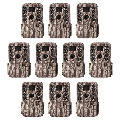 Moultrie M-40 16MP 80' FHD Video Infrared Game Trail Camera,