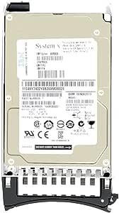 81Y9651 IBM 10K 900GB 6GBPS SAS 2.5 inch-SFF HS Hard Drive 81Y3805 81Y9650