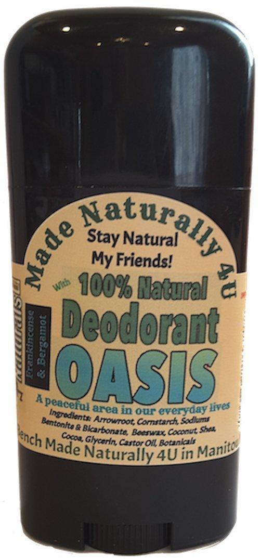 Natural Deodorant Oasis