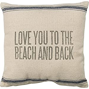61idwUatn4L._SS300_ 100+ Coastal Throw Pillows & Beach Throw Pillows