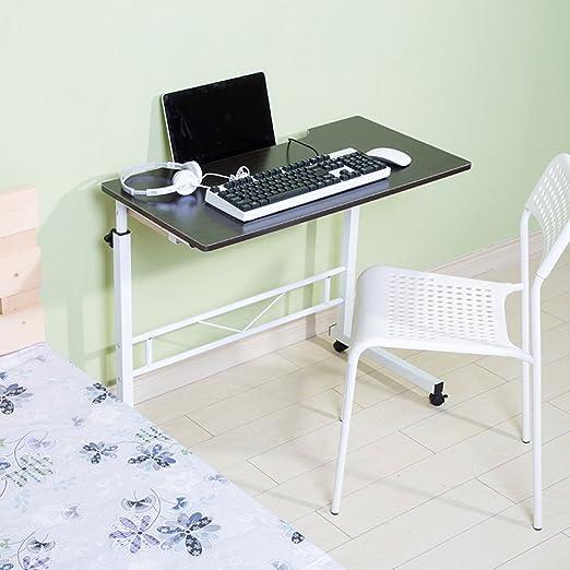 mesa plegable Doble Ascensor Escritorio de computadora Se Puede ...