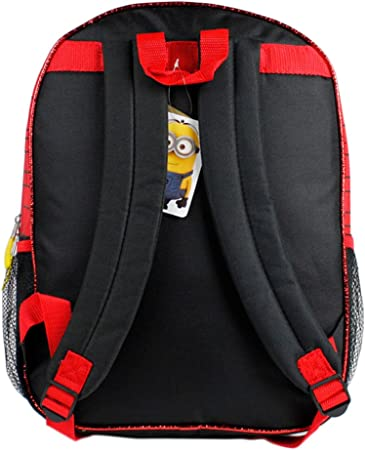 """NWT Despicable Me 2 Medium Backpack School Bag 14/"""" Licensed by Universal Newest"""