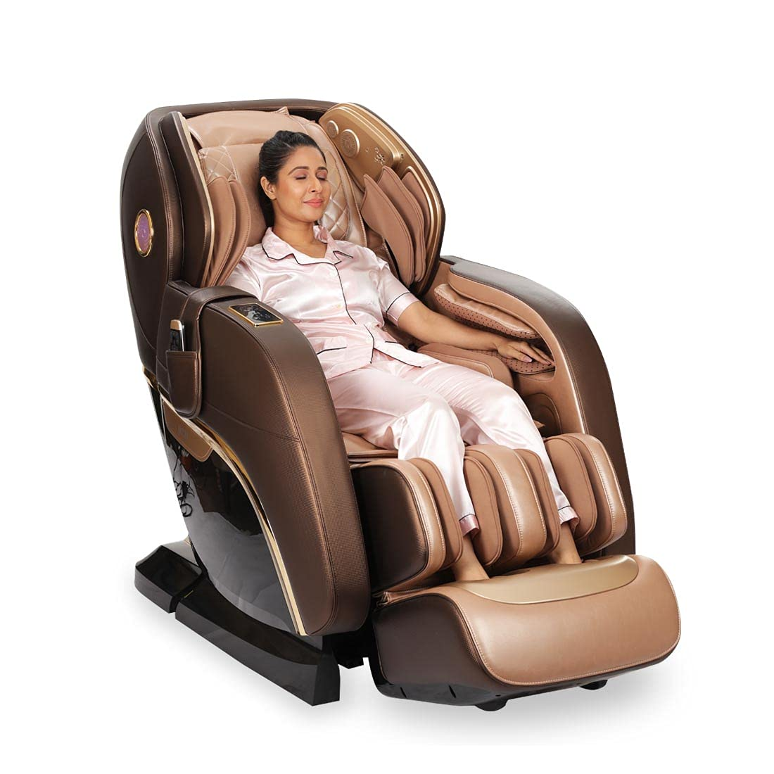 Best Comfortable Ultra Recliner 4D Full Body Massage Chair for Home and Office in 2021